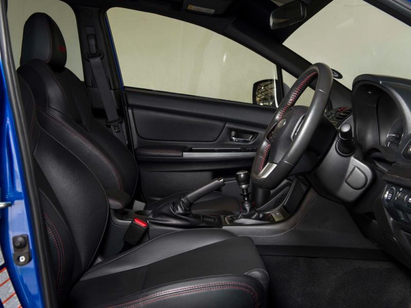 2014 Subaru WRX WRX Premium