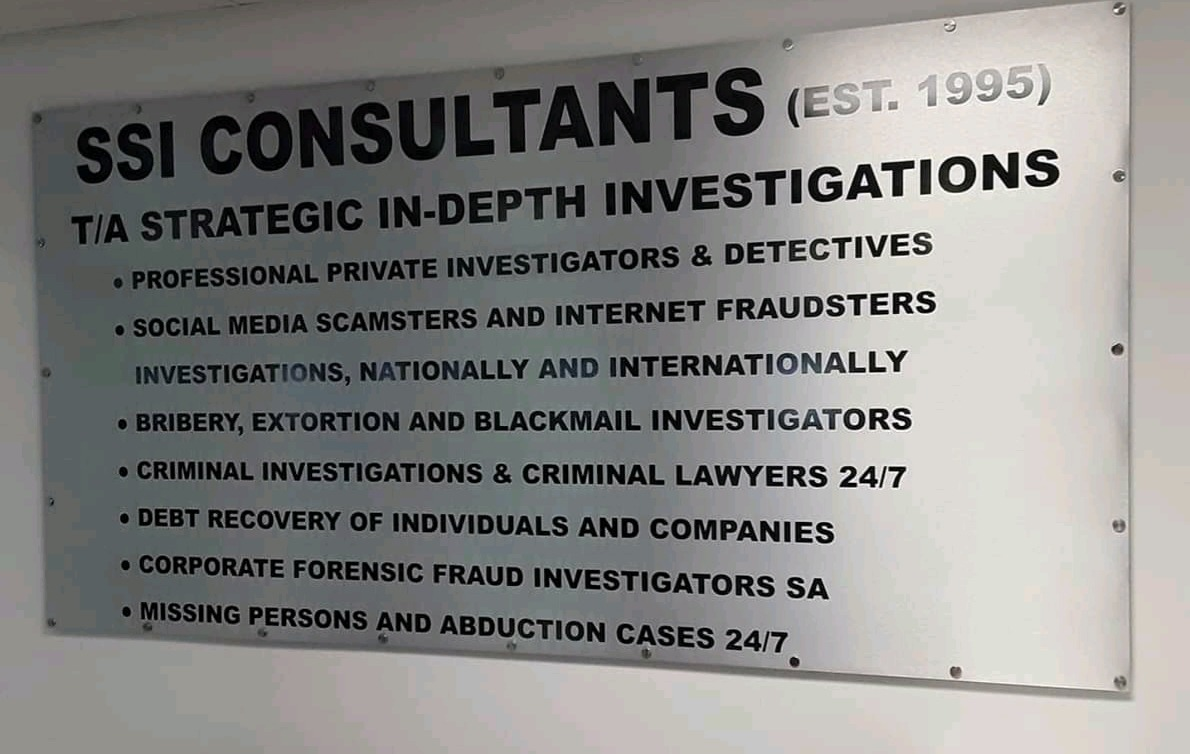PROFESSIONAL PRIVATE INVESTIGATORS AND SPECIALISTS PRIVATE DETECTIVES 24/7