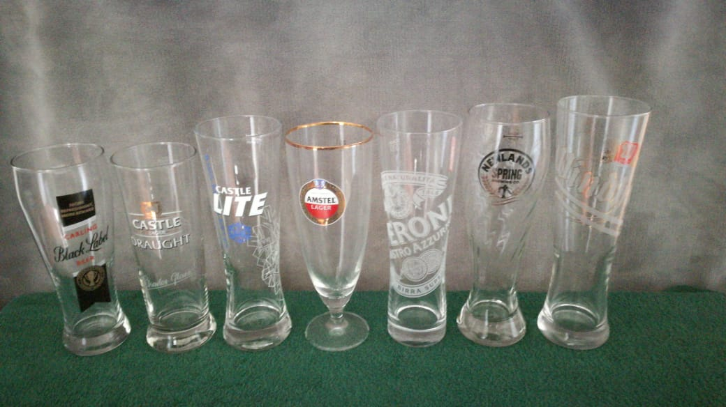 BELOW COST PRICE DRAUGHT GLASSES