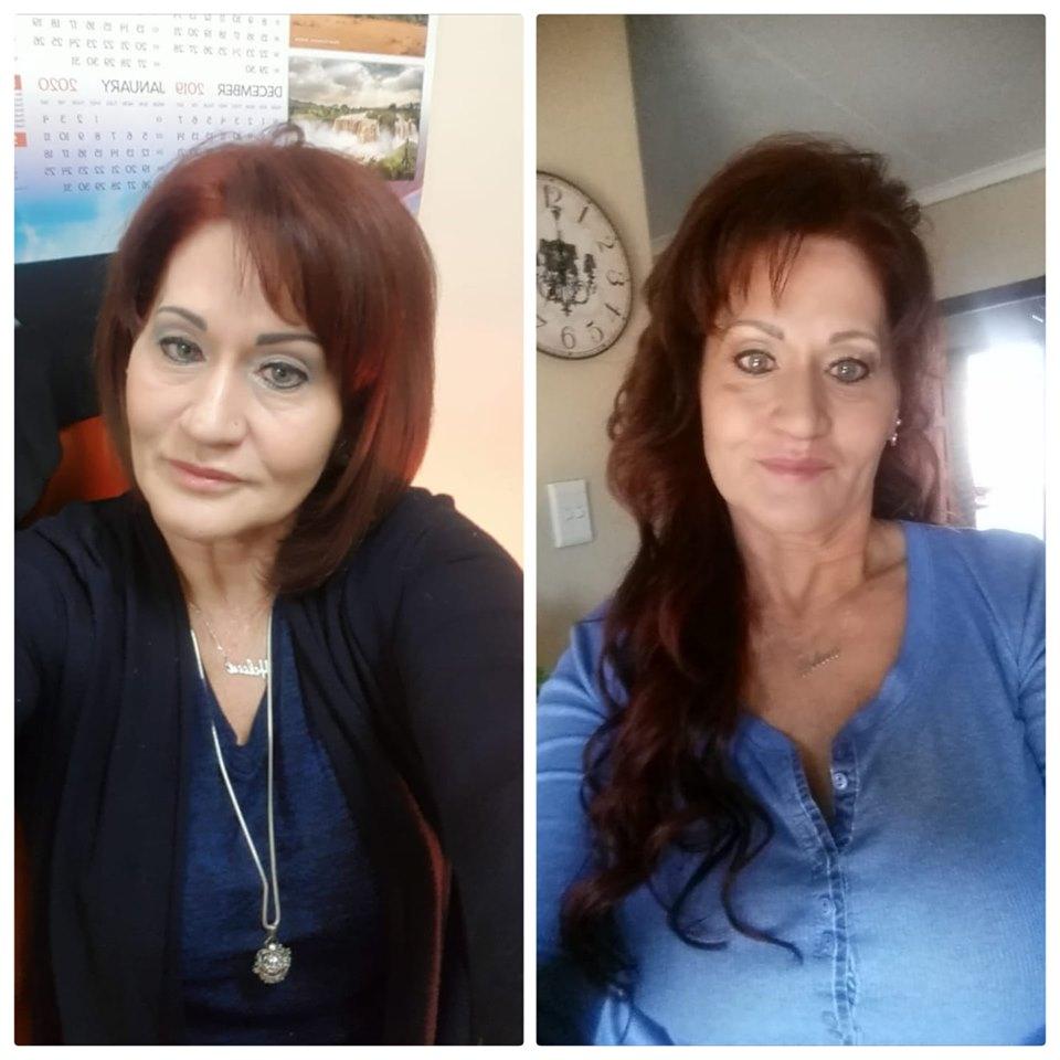 Lizelle Nel Hair Extensions