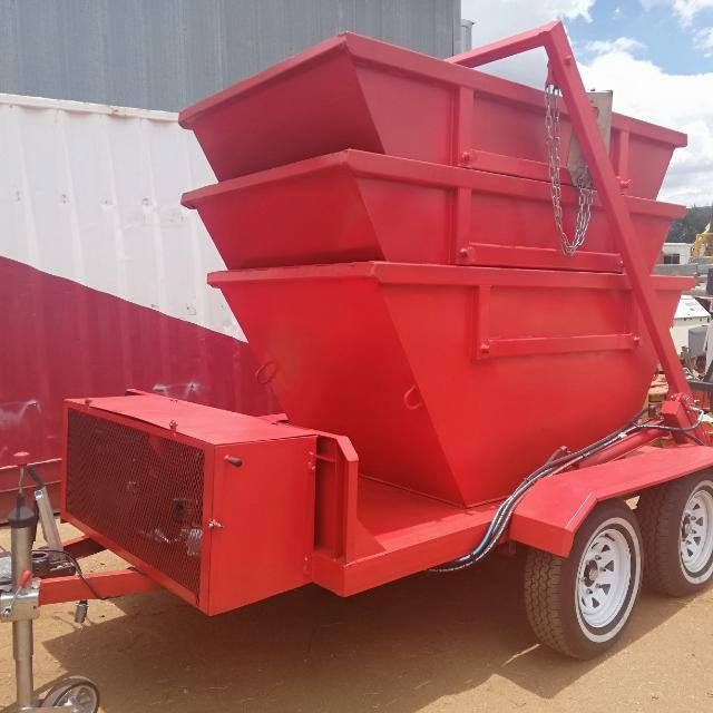 SKIP BINS MANUFACTURE  and HYDRALICS SYSTEM INSTALLATION AT LOWEST PRICE EVER HURRY CALL NOW!! 0766109796