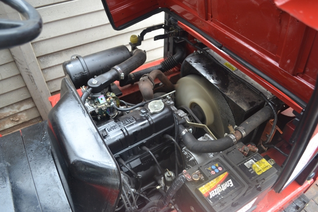 Nissan 1.8 Ton Forklift For Sale