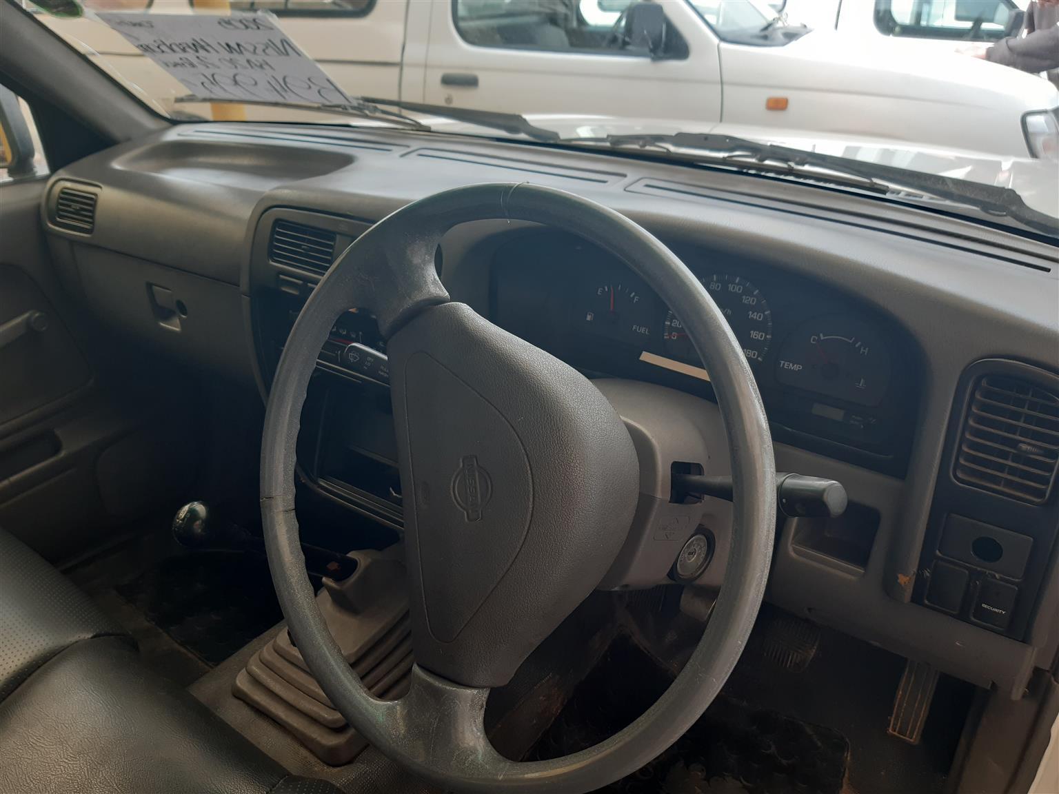 Nissan H/body KA20 Petrol 2l LWB