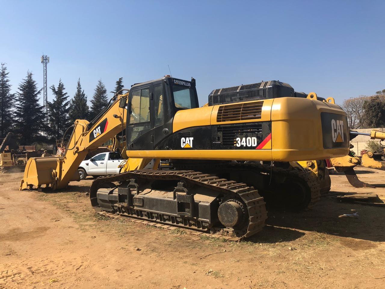 CAT 340D2 L