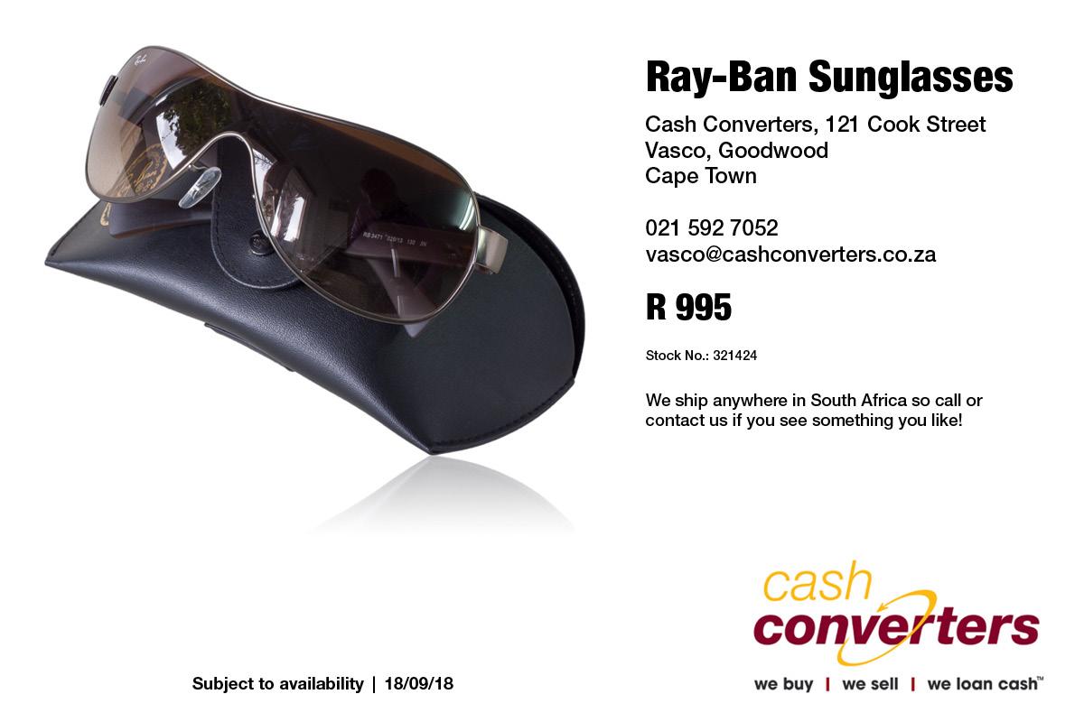 d387cb1d7 Ray-Ban Sunglasses | Junk Mail