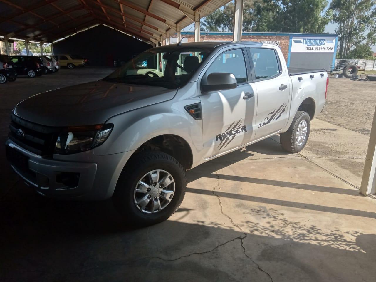 2014 Ford Ranger 2.2 double cab Hi Rider XL