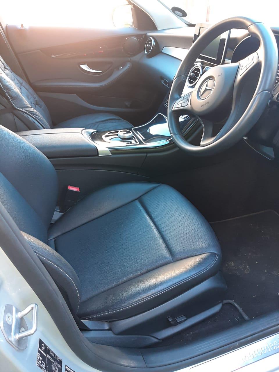 2018 Mercedes Benz C-Class sedan C200 A/T