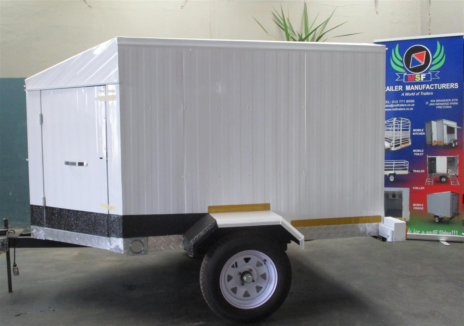 MOBILE KITCHENS, MOBILE TOILETS, MOBILE COLDROOMS FOR SALE