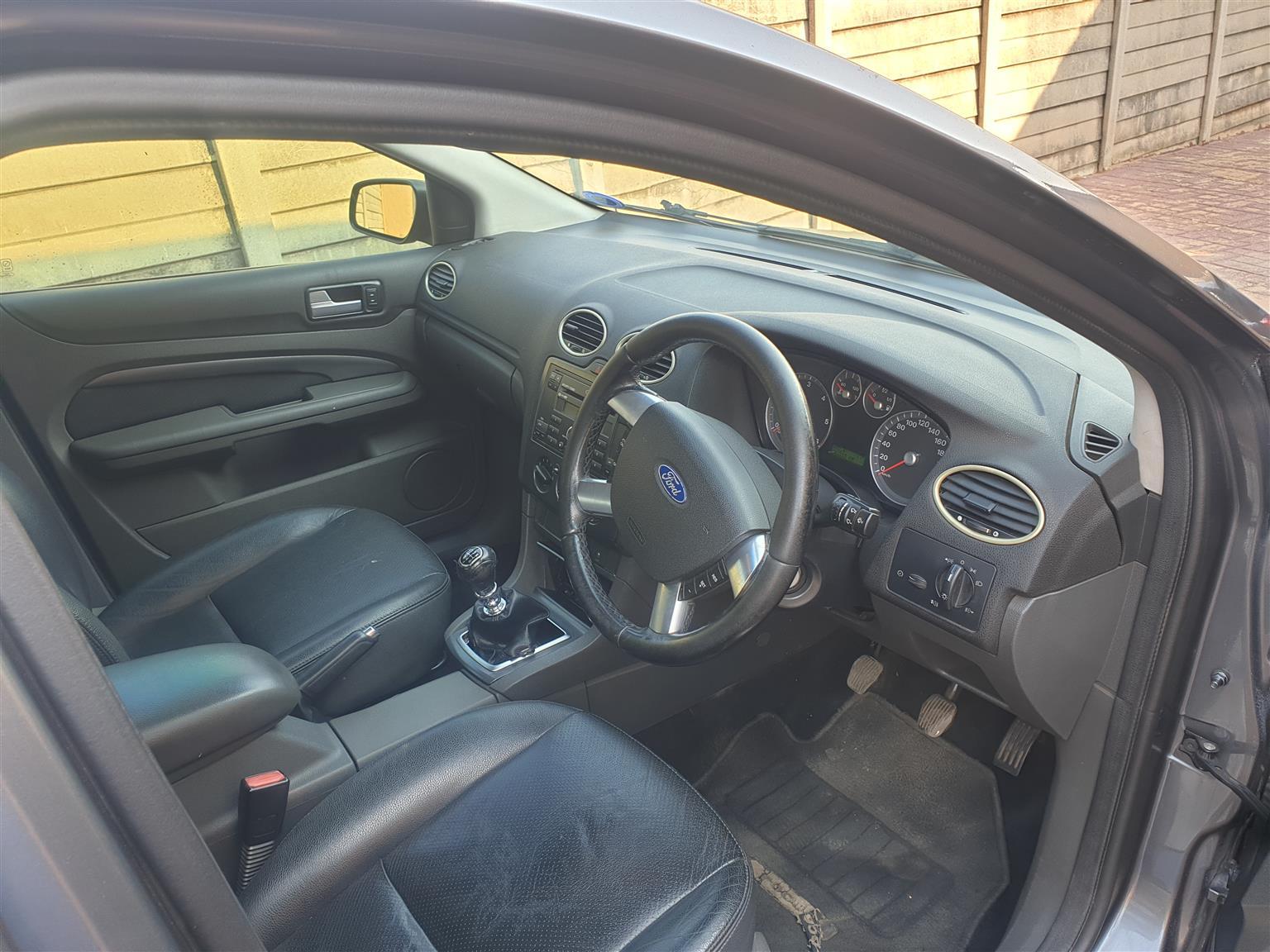 2007 Ford Focus 2.0TDCi 4 door Si