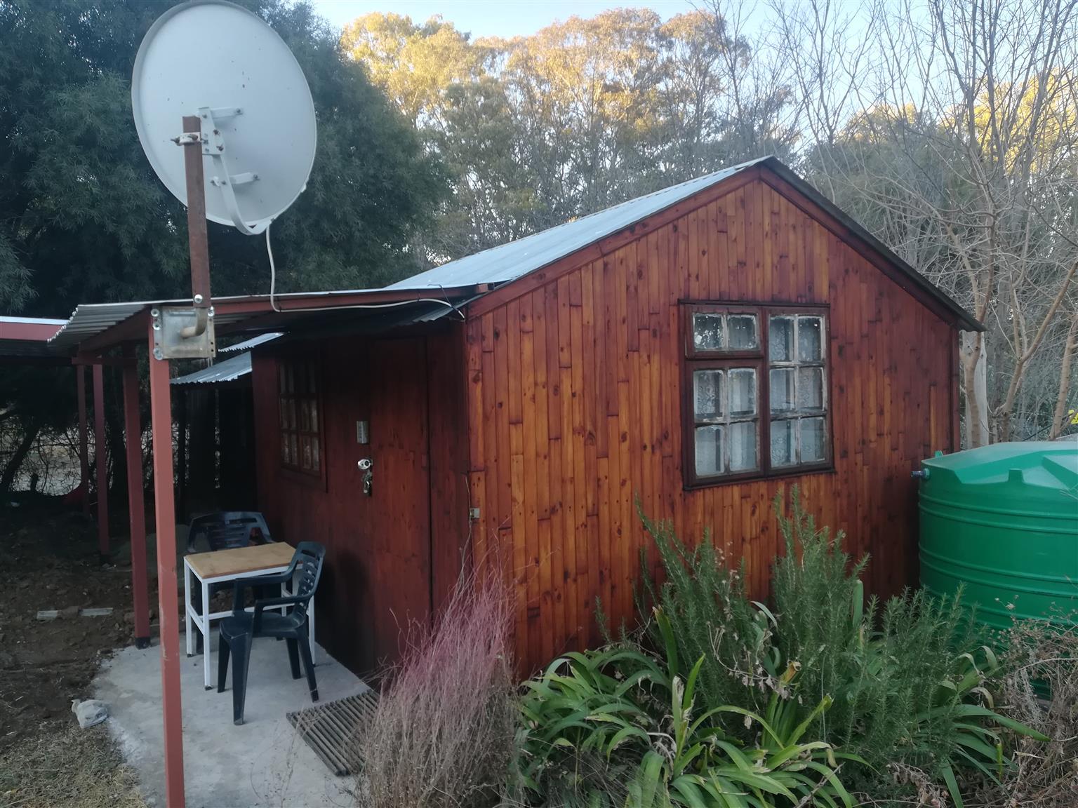 Big wooden house +2 bedroom wendy