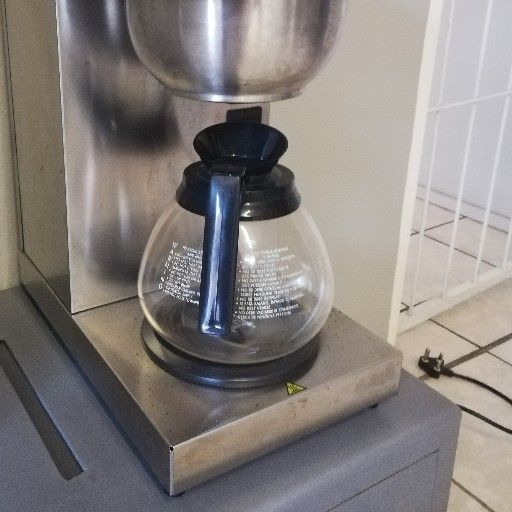 Stainless Filter Coffee Machine
