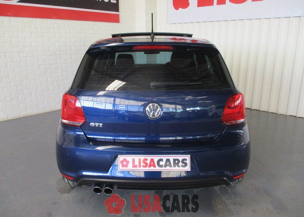2012 VW Polo 1.4 Trendline
