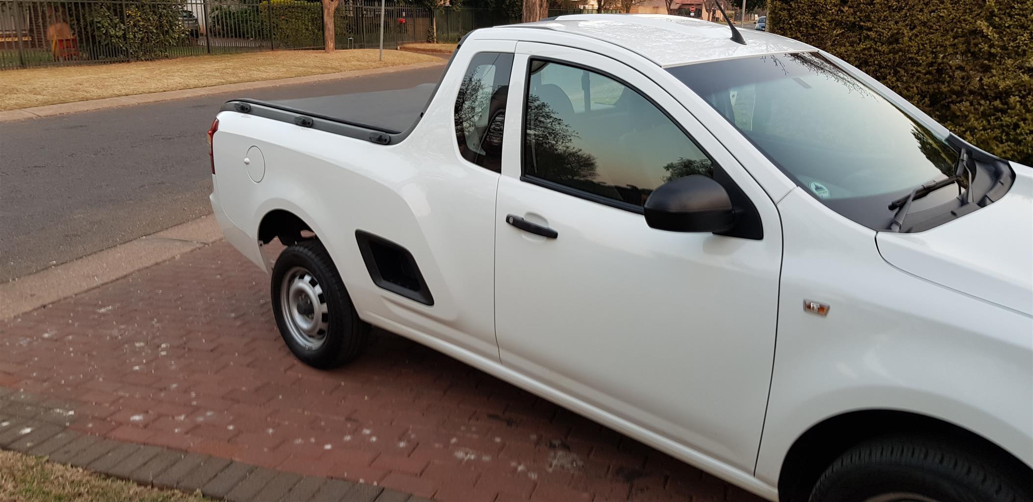 2014 Chevrolet Utility 1.4 (aircon+ABS)