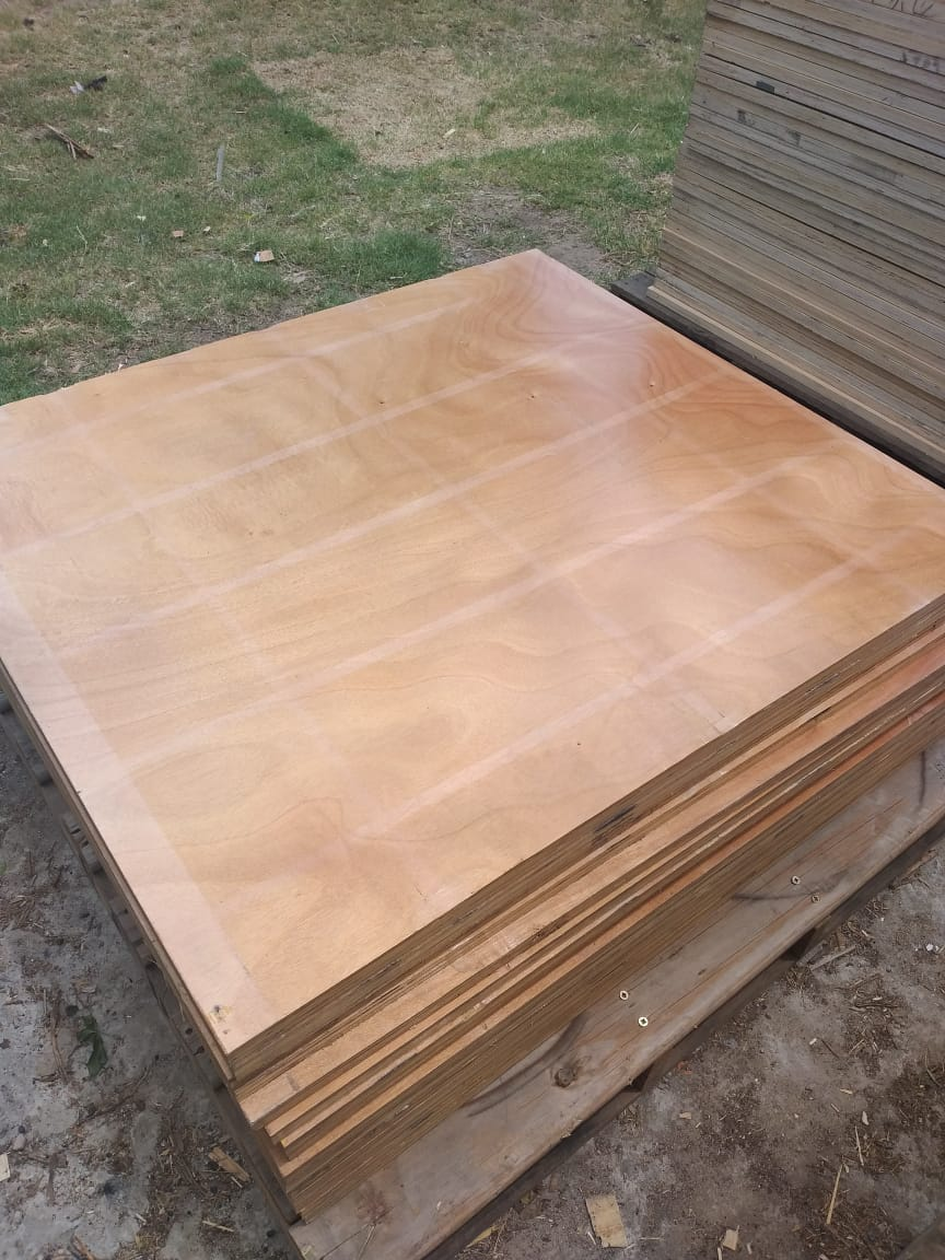 New plywood boards (marine)