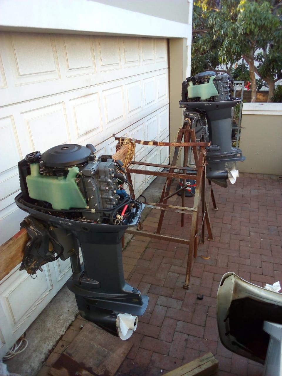 Yamaha Outboard motors