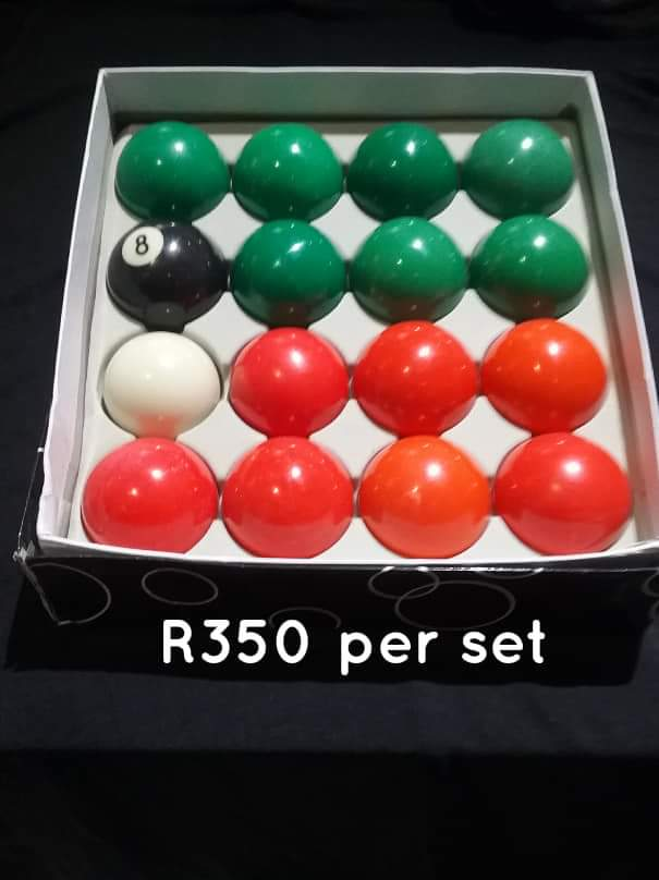 Big Huge variety of Pool Table Billiard Ball Set 2-1/4