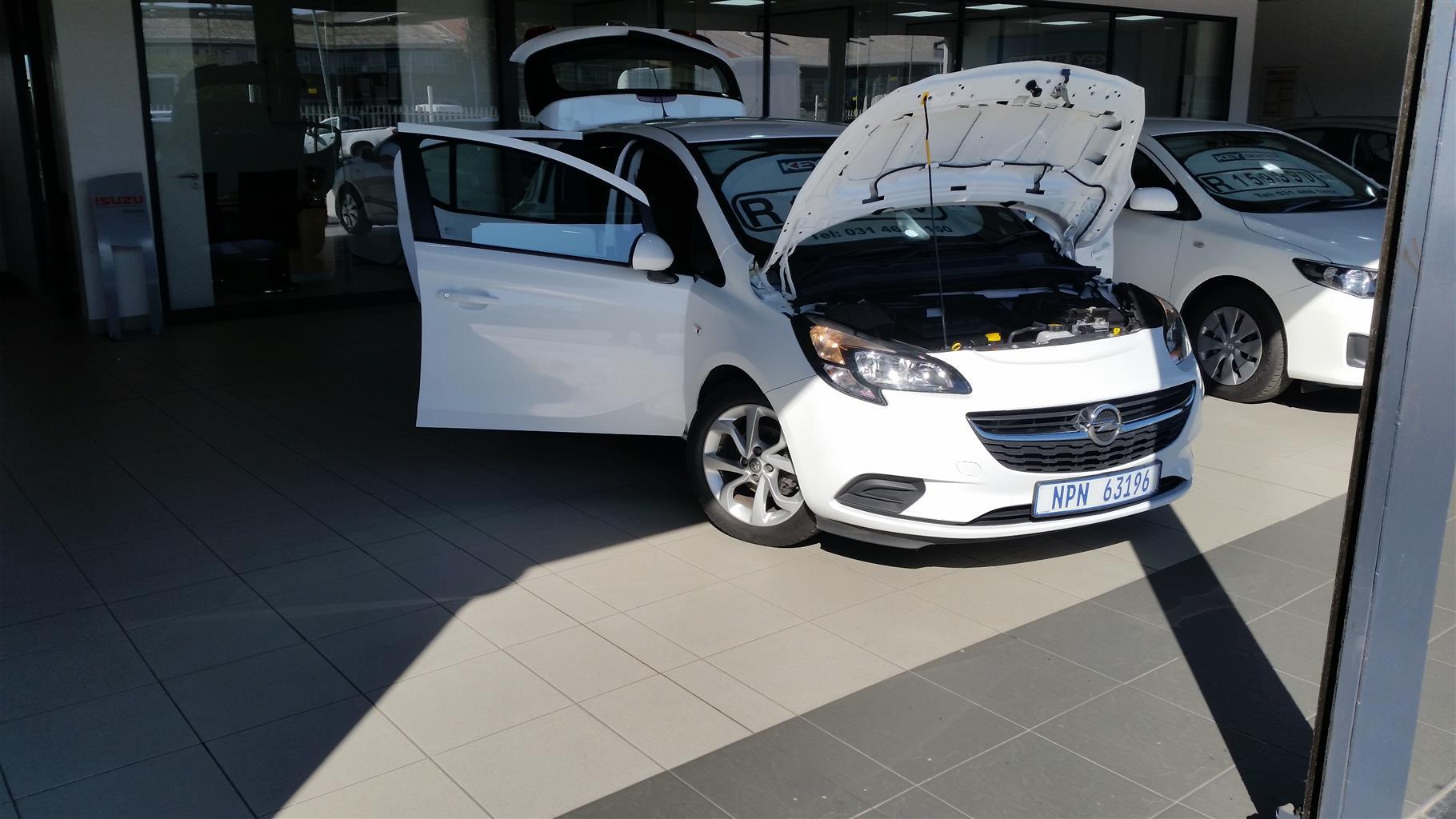 2018 Opel Corsa 1.4 Enjoy auto