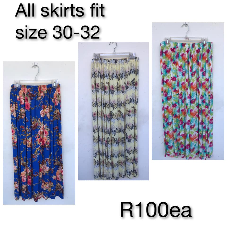 Floral skirts for sale