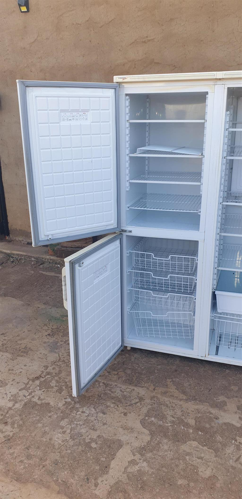 Fridge Master 3 door fridge freezer