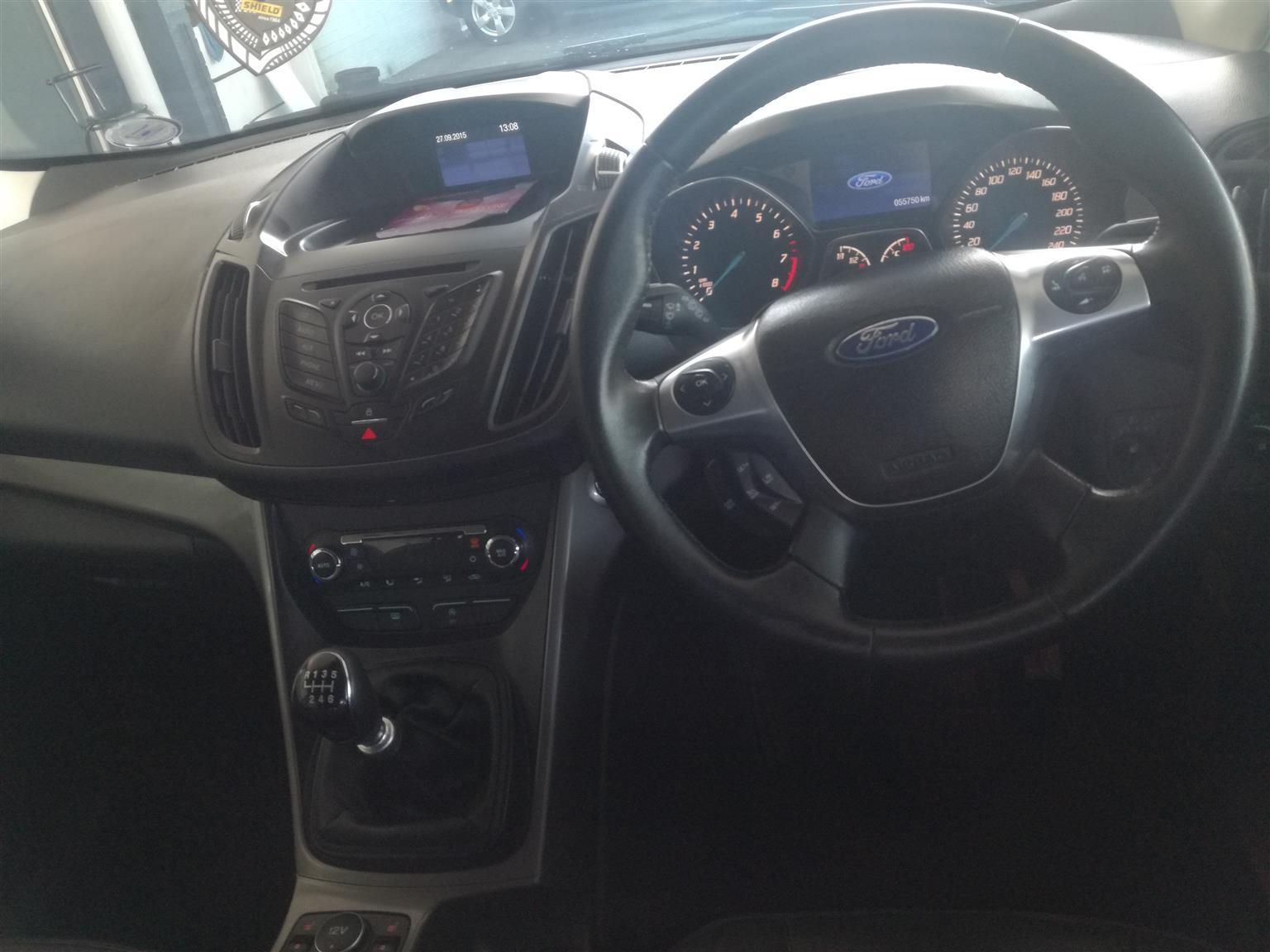 2012 Ford Kuga 1.6T AWD Titanium