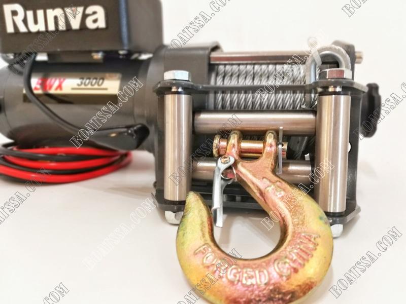 RUNVA X3000S 24V ELECTRIC CABLE WINCH