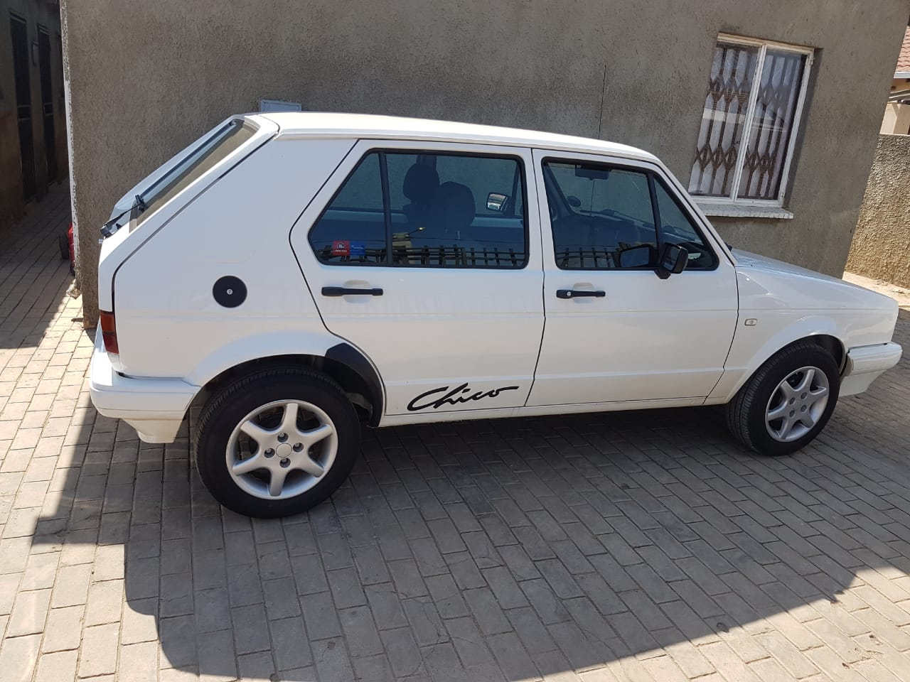 2003 Volkswagen citi14 carb