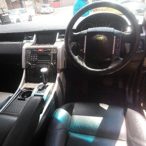 Land Rover Range Rover Sport RANGE ROVER