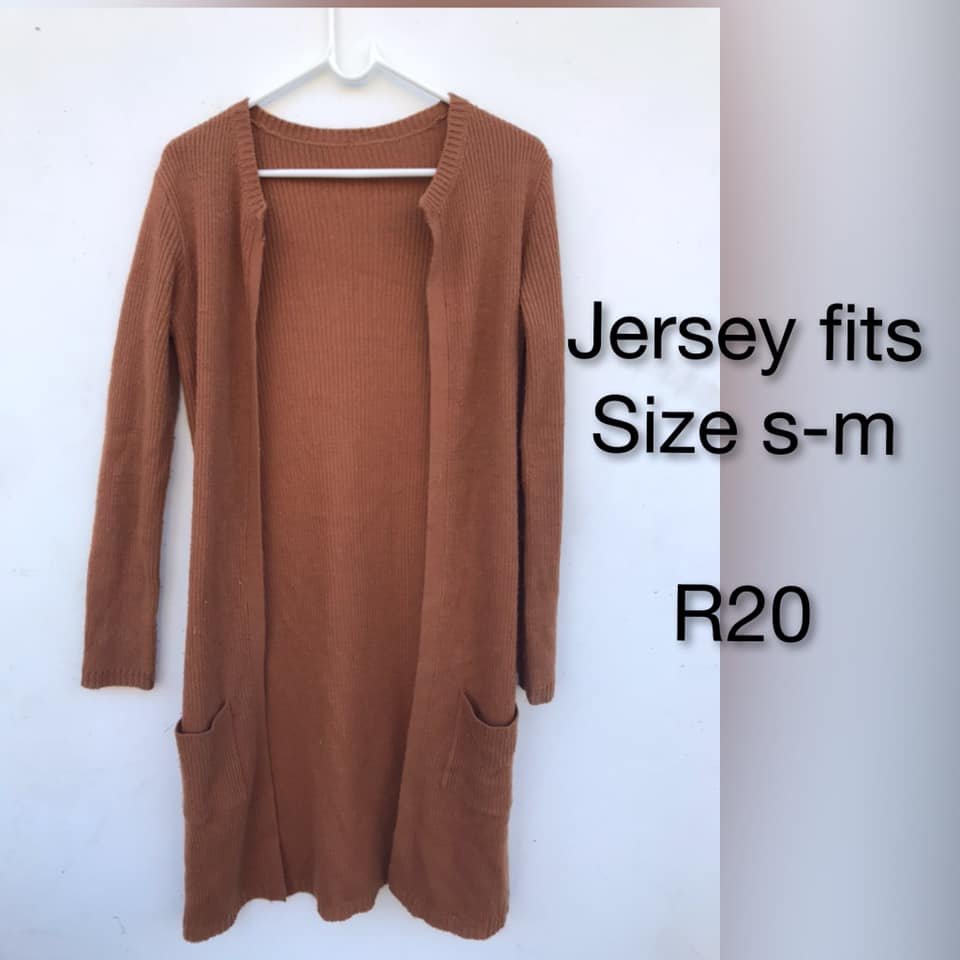 Brown jersey for sale