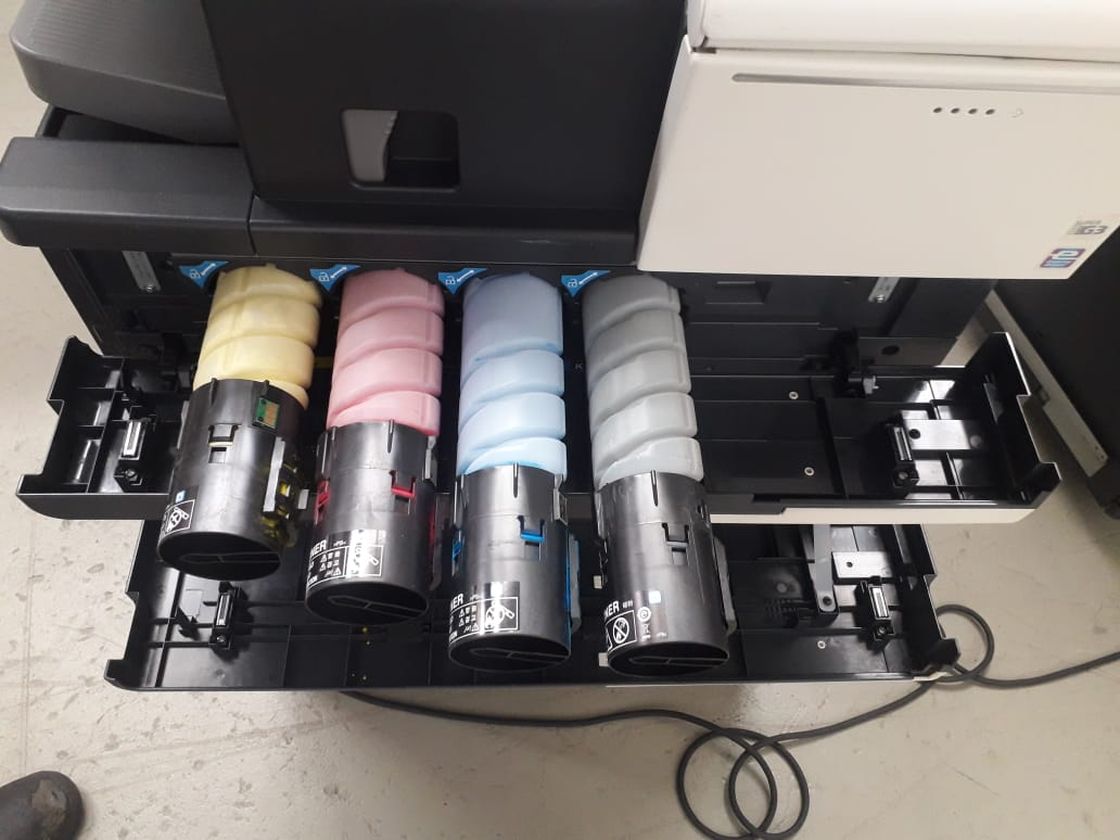 New and Refurbished Konica Minolta Copiers to Clear- Free Delivery and Installation