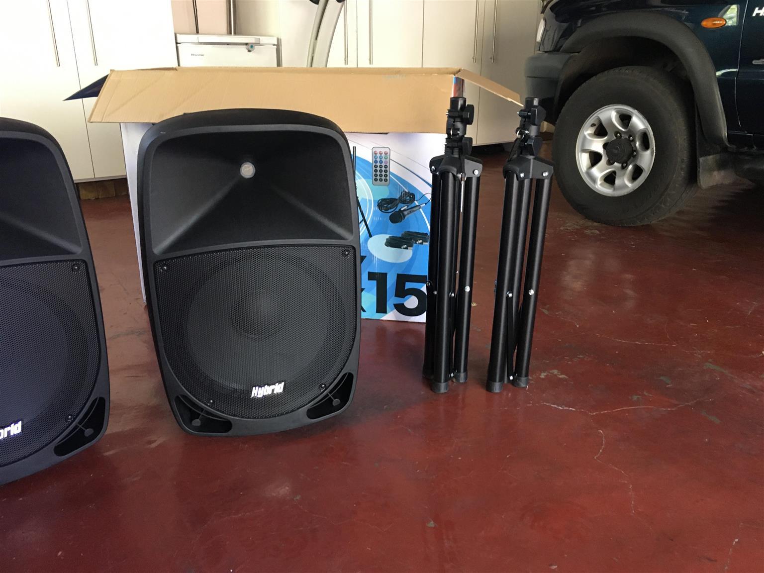Hybrid Party Box 15