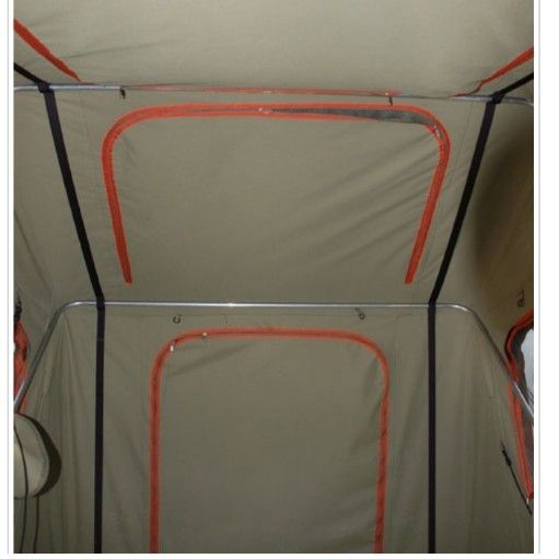 Roof Top Tents Extensions