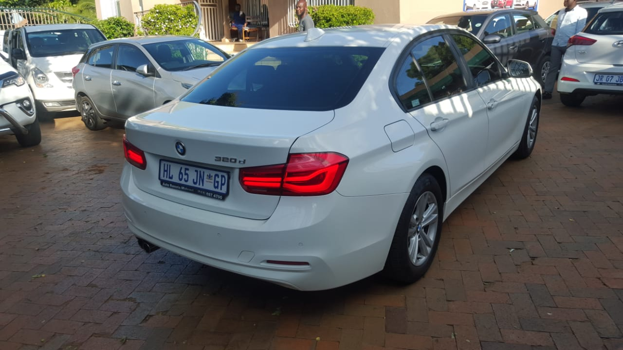 2018 BMW 3 Series 320d