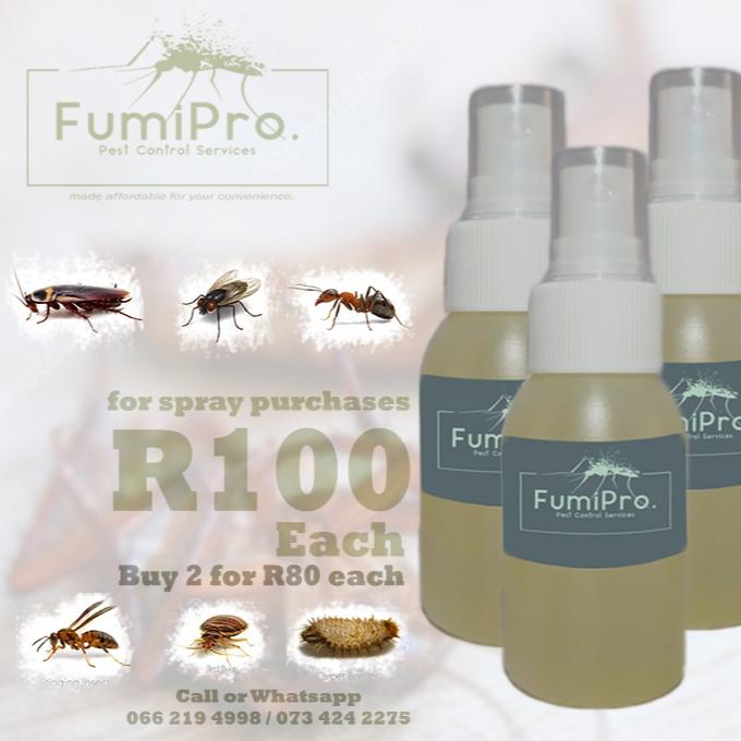Cocroach Spray for Fumigation