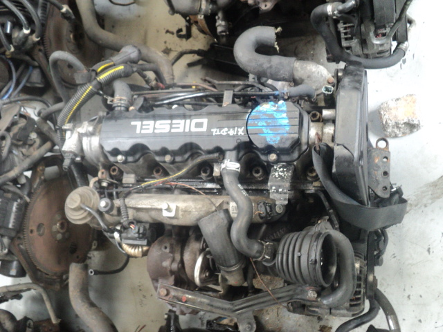 OPEL CORSA 1.7 DIESEL ENGINE (X17DT) FOR SALE