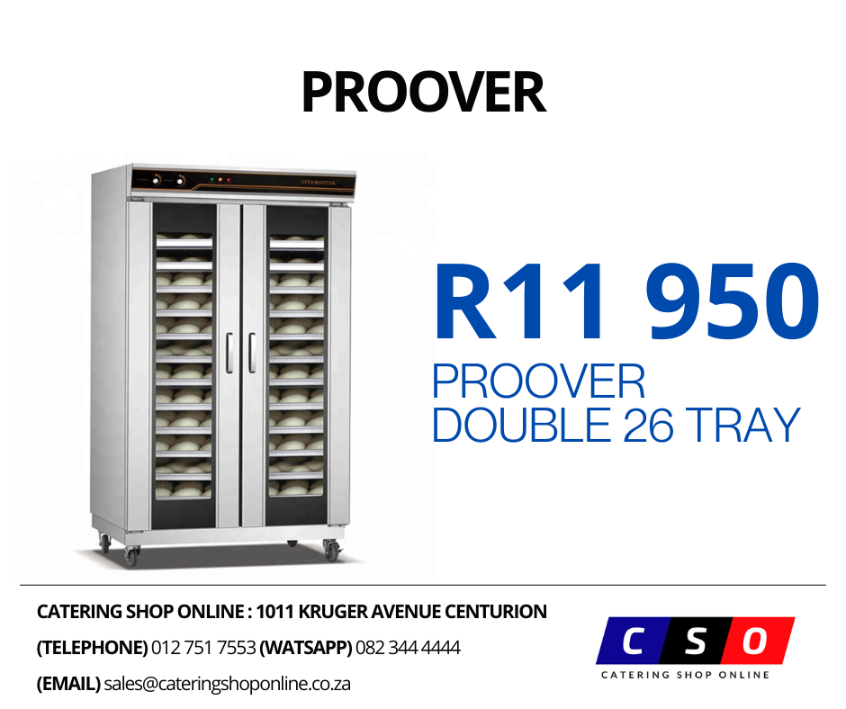Proover Double 26 Tray