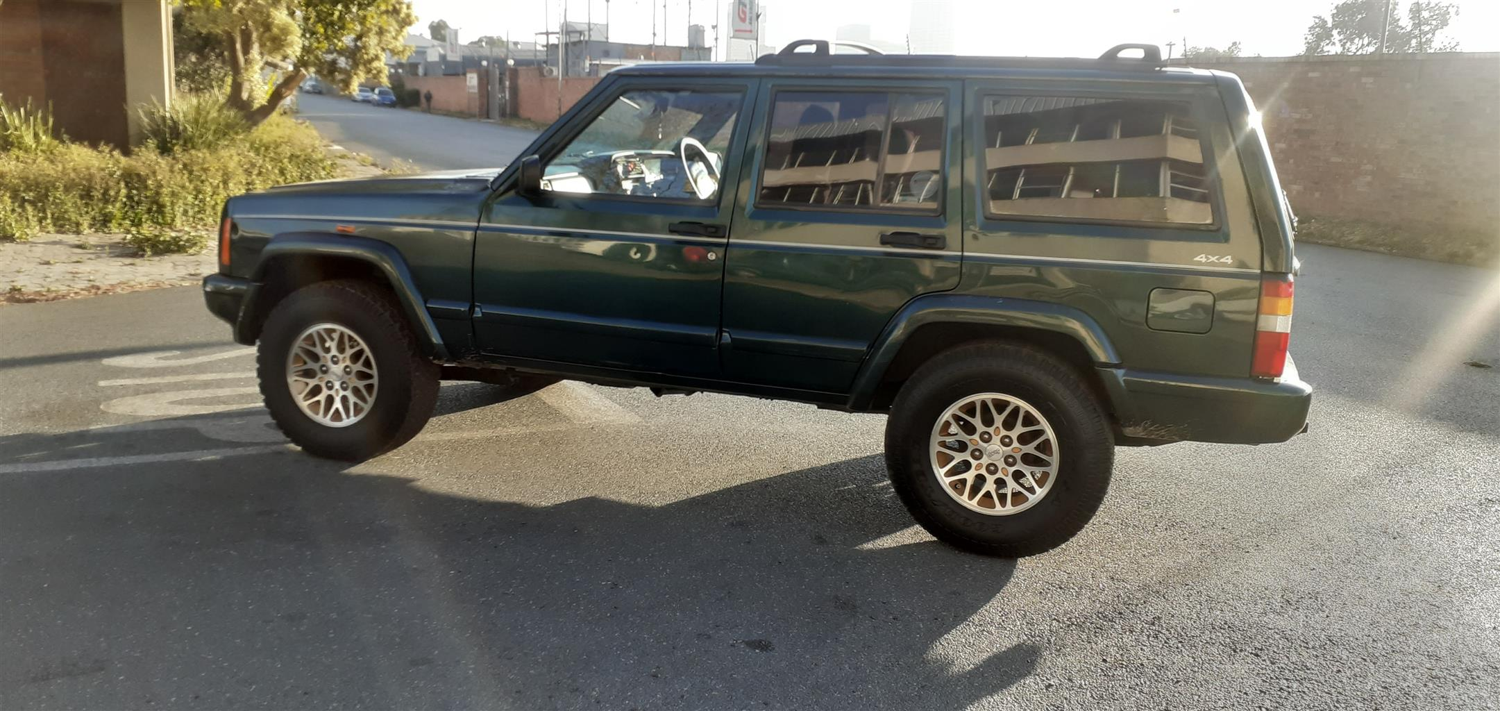 2003 Jeep Country
