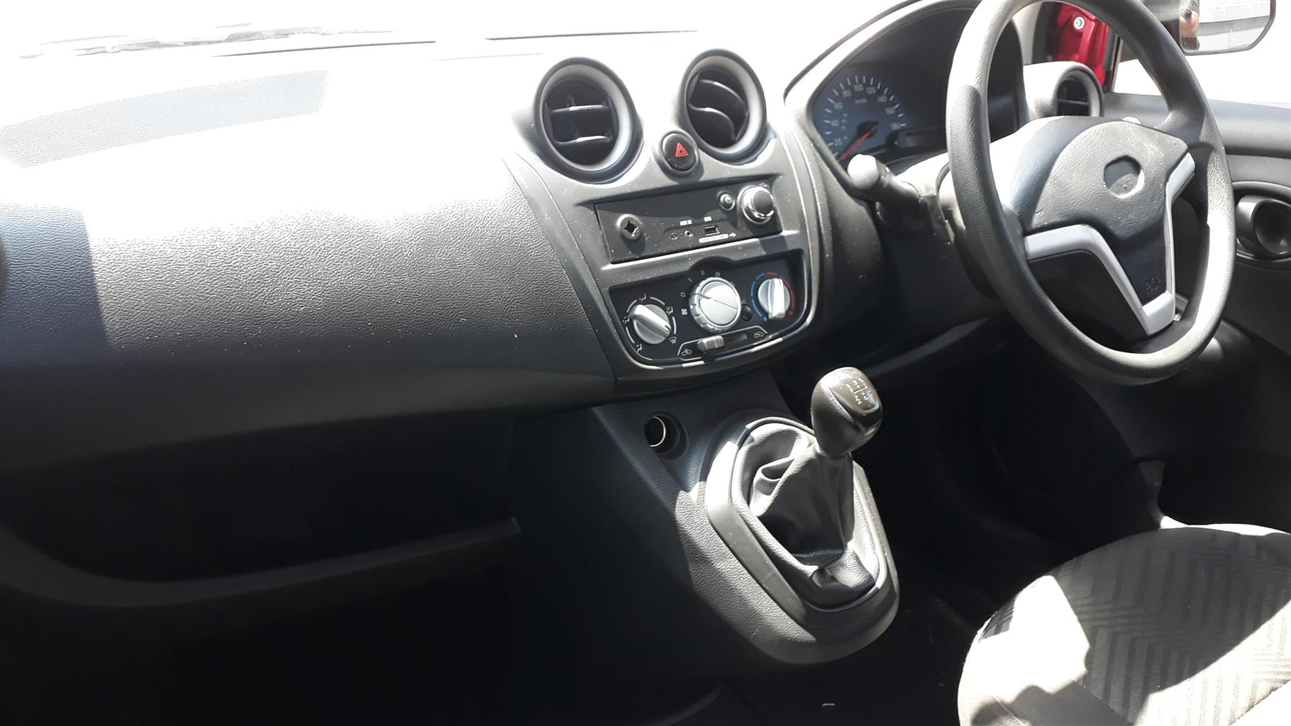 2019 Datsun Go hatch GO 1.2 LUX