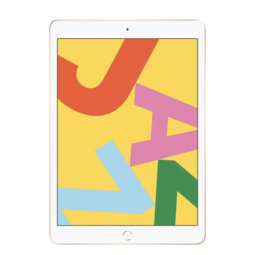 2019 10.2-inch Apple iPad 7th Gen (32GB, Wifi & Cellular, Gold) - New