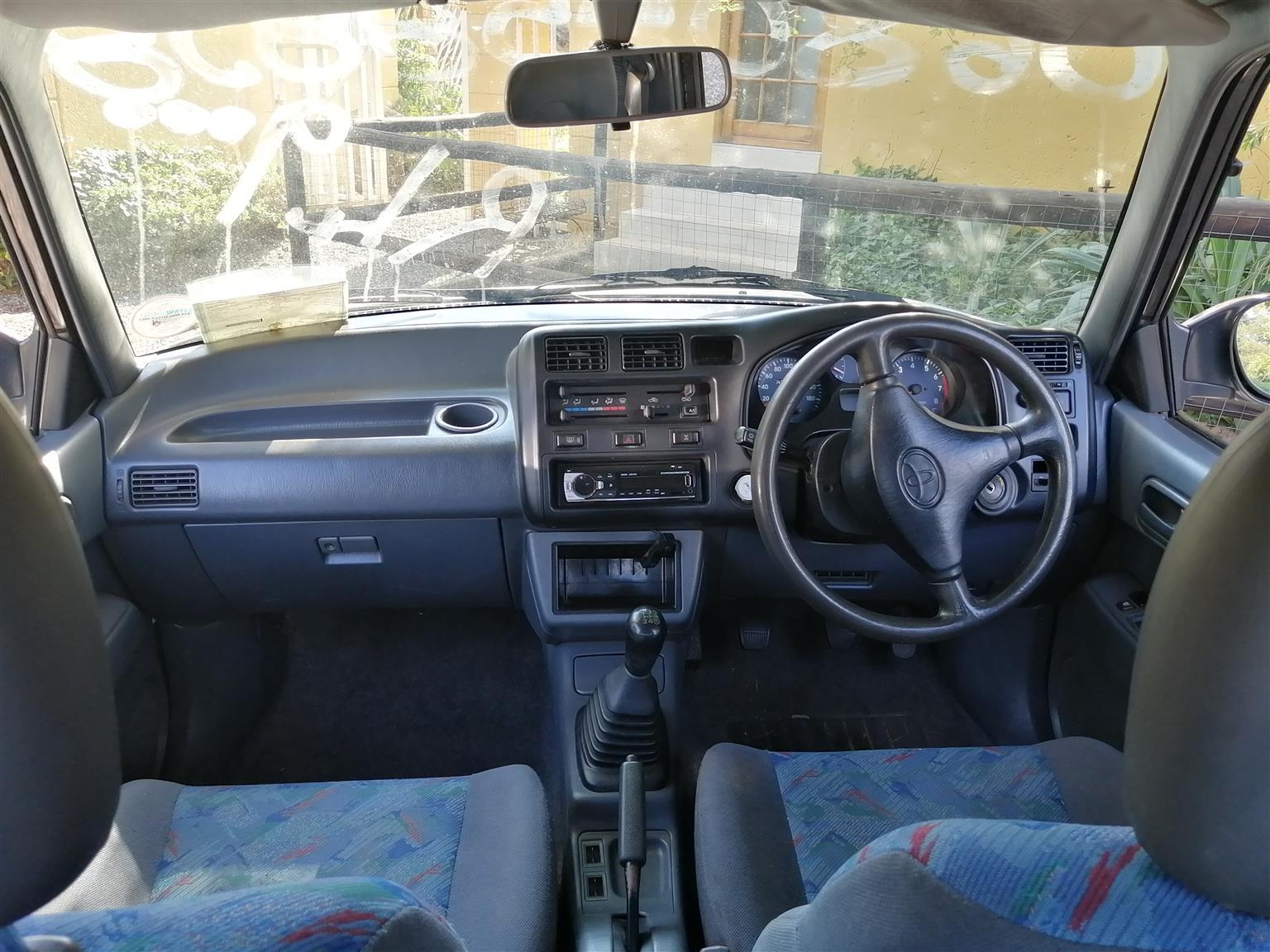 1996 Toyota Rav4 RAV4 2.0 VX