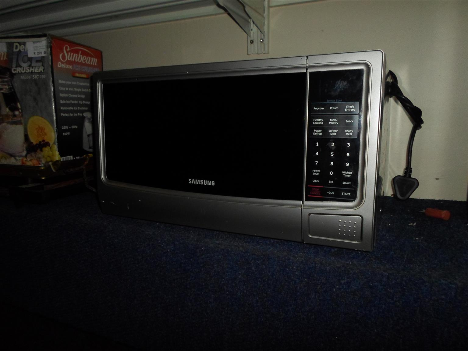 1000W Samsung Microwave
