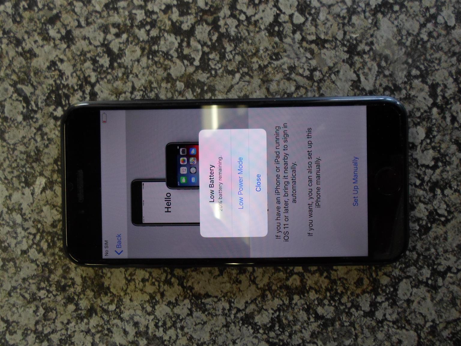32GB iPhone 7