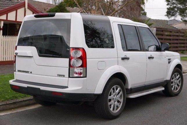 Discovery 4 or 3 OEM Side steps