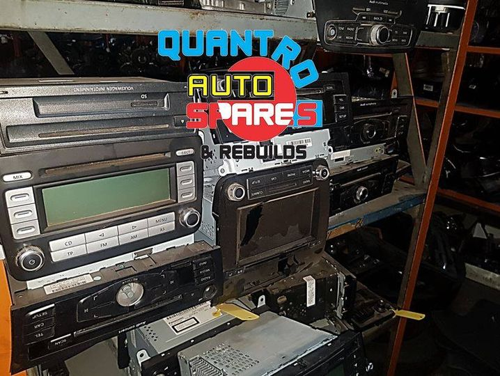 Vw and Audi radios for sale