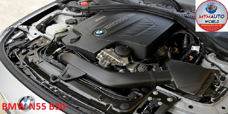 IMPORTED USED BMW 535i GRAN TURISMO N55 B30 ENGINE FOR SALE AT MYM AUTOWORLD
