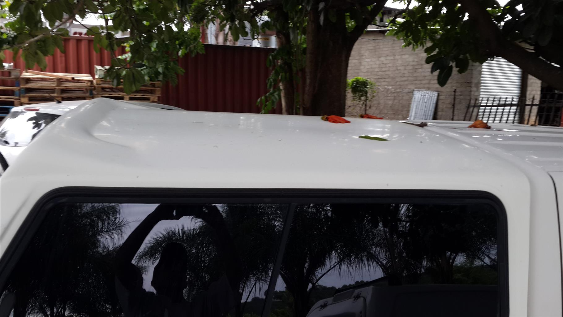Canopy for ford or mazda double cab