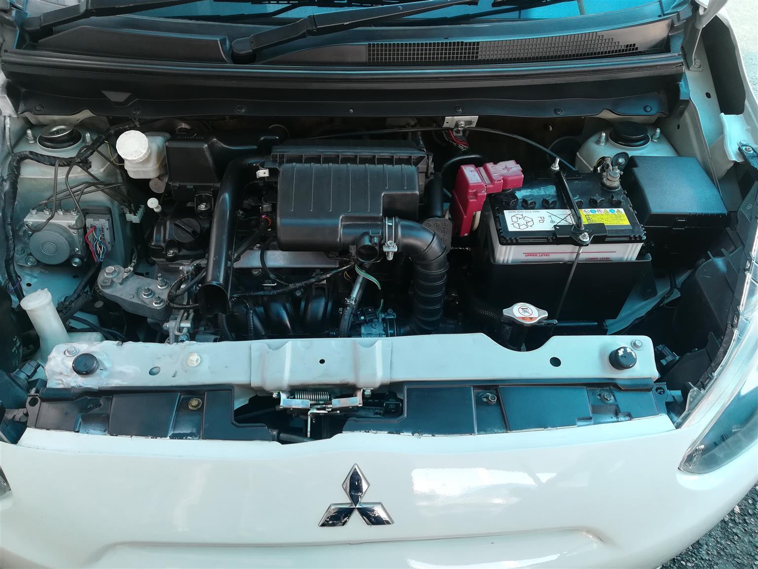2016 Mitsubishi Mirage 1.2 GLS