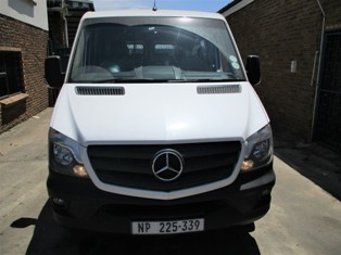 2019 MERCEDES BENZ SPRINTER 311 16S EATER