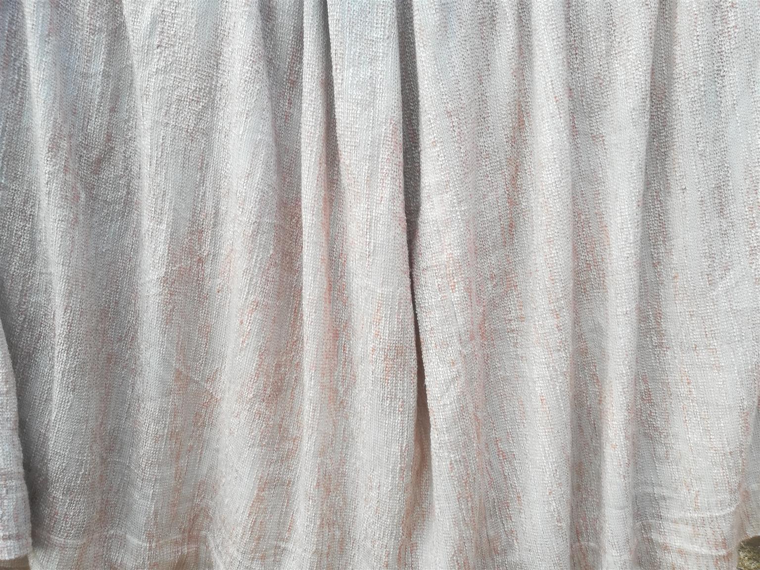 10 meters thick woollen curtains