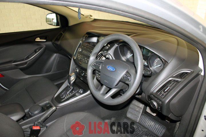 2015 Ford Focus 2.0 4 door Trend