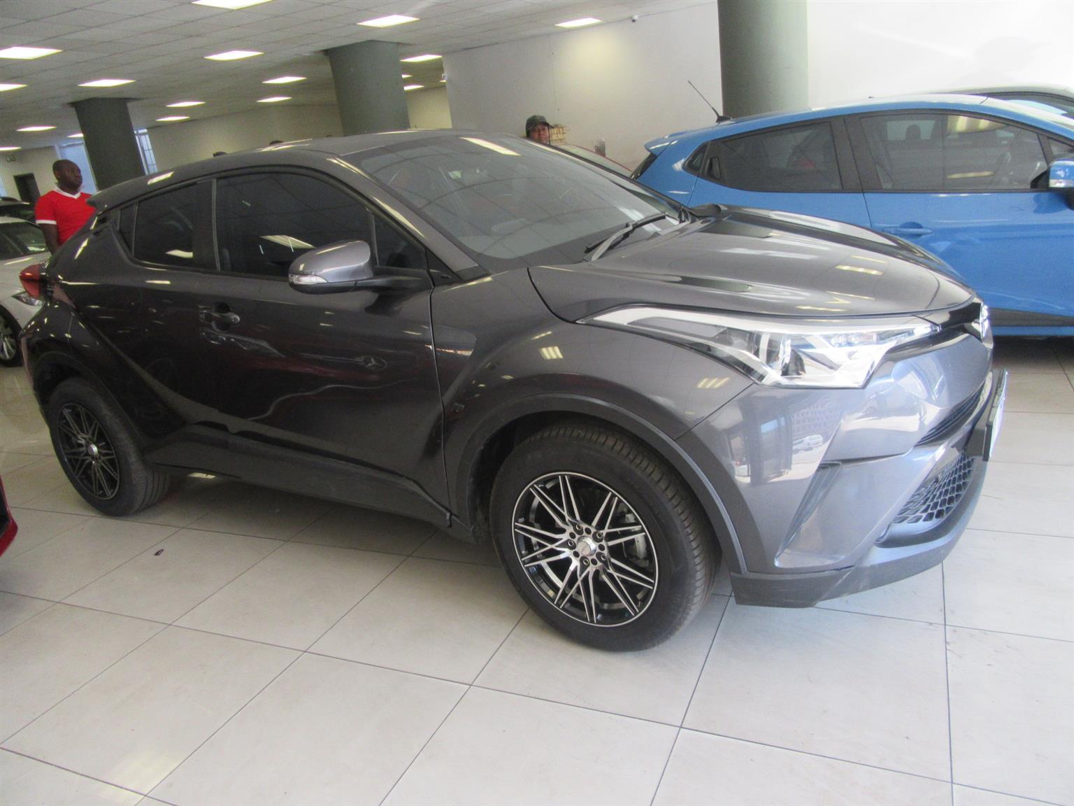 2017 Toyota C-HR 1.2T